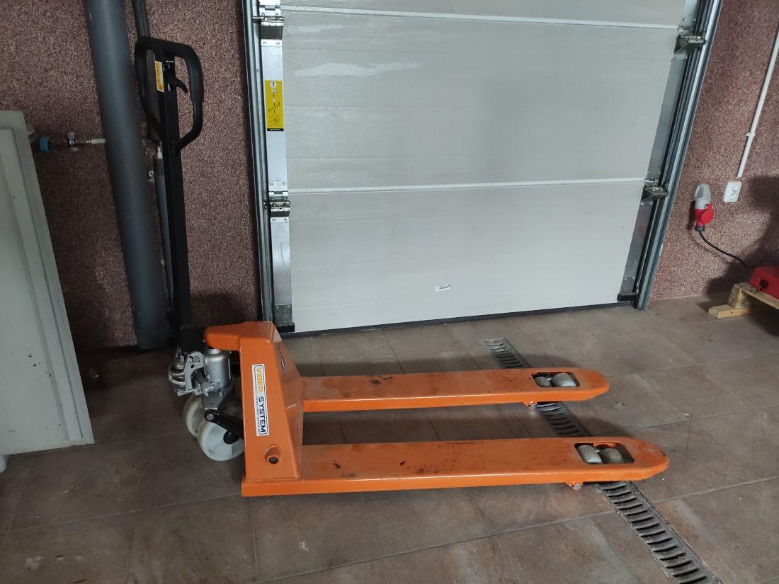 naprawa wózków paletowych toruń